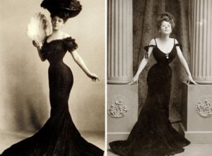 The truth behind the tiny waists of women in the early 1900s!