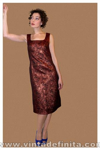 Vintage Dresses for Women Retro 1960s Fashion DRESS ANASTASIA