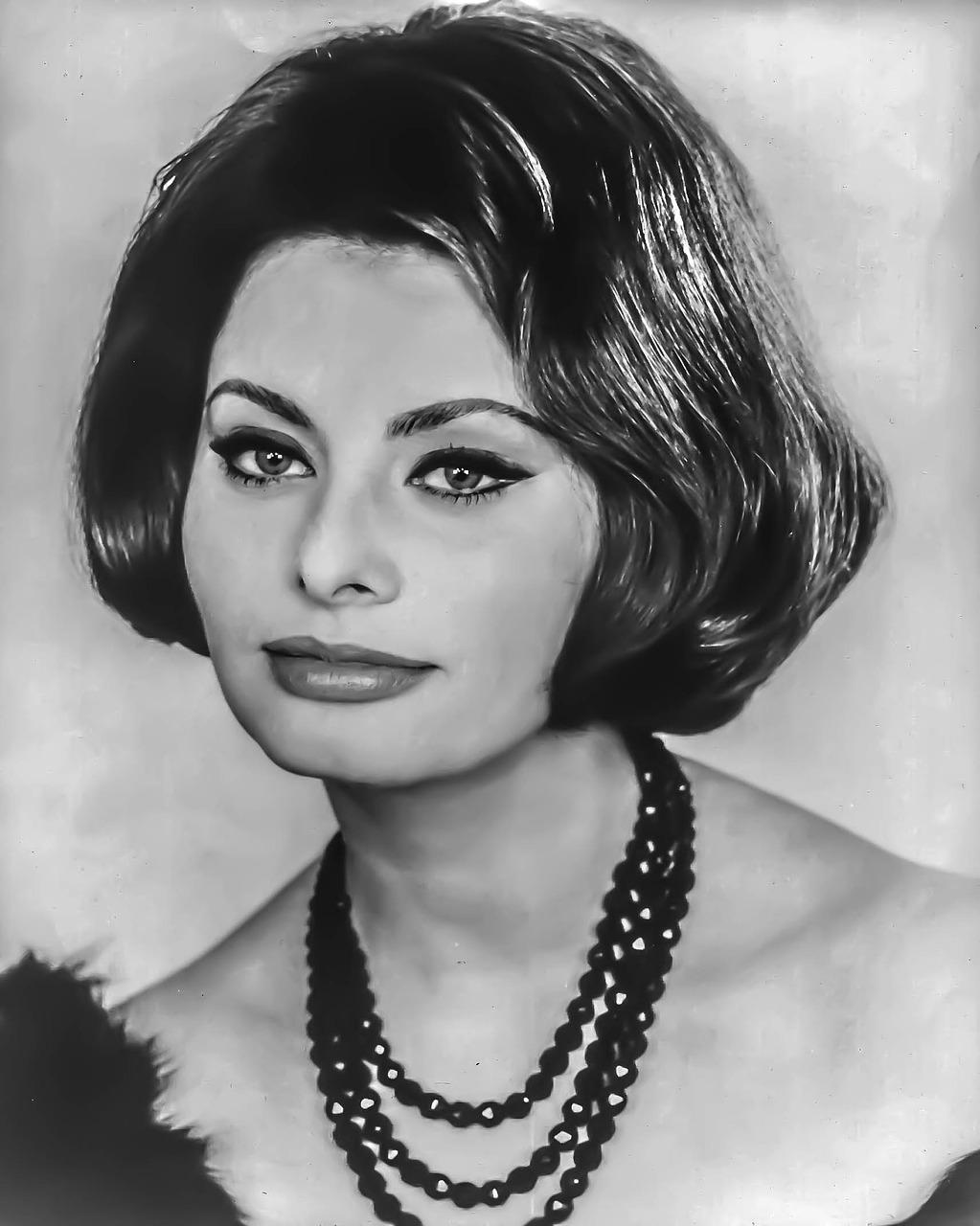 Стиль Софи Лорен Sophia Loren's Style