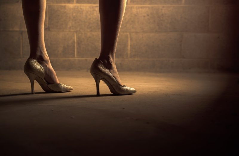 Heels. History of the most ordinary things
